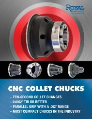 5c Collet Royal products 9//16/""