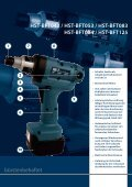 Download detailliertes Datenblatt (PDF) - HS-Technik - Page 2