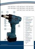 Download detailliertes Datenblatt (PDF) - HS-Technik - Page 3