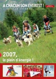 N°12 - Journal 2006 - A chacun son Everest