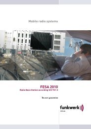 FESA 2010 The new Generation - Railway Pro