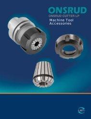 Machine Tool Accessories