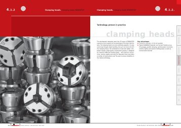 clamping heads