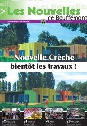 Bulletin municipal N° 268 - avril 2012 (pdf - 1,74 Mo) - Bouffémont