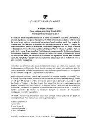 X-TREM-1 Pinball Pièce unique pour Only ... - Christophe Claret
