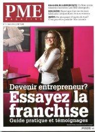 Devenir entrepreneur?