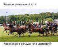 Riesenbeck International 2015