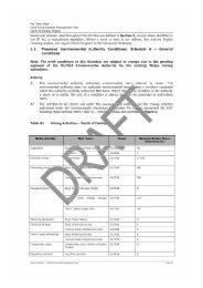 Environmental management plan - part 2 (PDF 537 ... - Rio Tinto Alcan