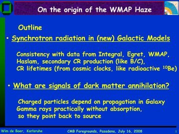 On the Origin of the WMAP Haze