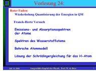 Vorlesung 24