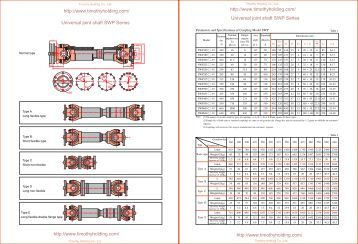Cardan shaft SWP Series.pdf