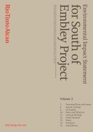 Table of contents (PDF 85 KB) - Rio Tinto Alcan