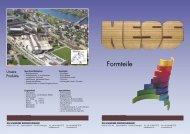 Formteile - Hess & Co. AG