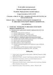 Grupa ćwiczeniowa: GC01 i GC05