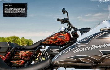 COLOR SHOP - Harley-Davidson