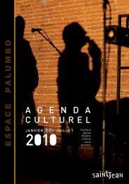 Agenda 2010 1 - Palumbo - Saint-Jean