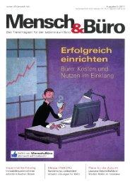 Mensch & Büro, 05-2011 Goldbach Kirchner grenzte