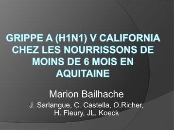 Marion Bailhache