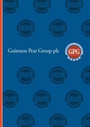 GPG Report & Accounts 2003 - Guinness Peat Group plc