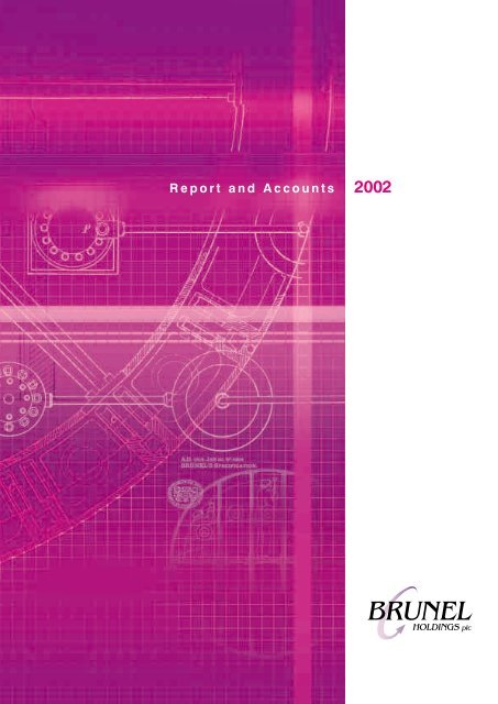 2002 Report And Accounts - Guinness Peat Group plc