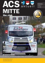 zum 43. Bergrennen Reitnau! - ACS Automobil-Club der Schweiz