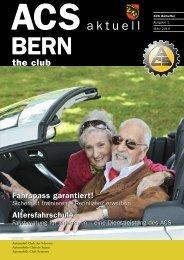 Rennlizenz erwerben - ACS Automobil-Club der Schweiz