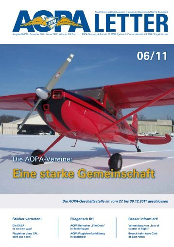 Download als PDF-Datei (4,08 MB) - AOPA - Germany