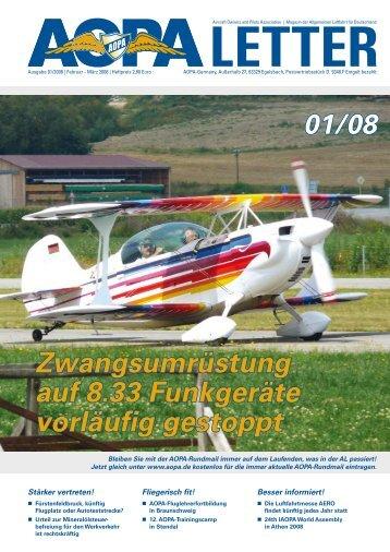 Download als PDF-Datei (4,01 MB) - AOPA - Germany