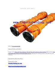 Universal joint shafts.pdf