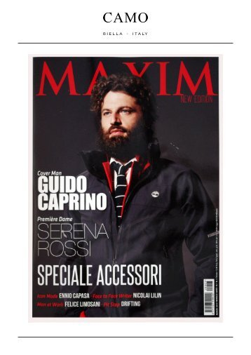 Maxim - Camo
