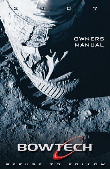 2 0 0 7 OWNERS MANUAL