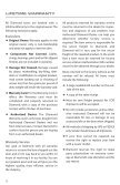 manufacturer warranty - Page 7