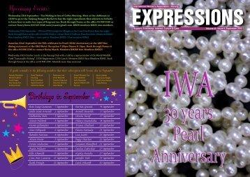 Birthdays in September - IWA Penang