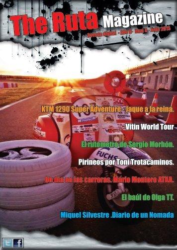 The Ruta Magazine nº 6 Julio 2015