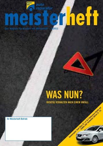 AUSBILDUnG KFz-MECHATROnIKER - atr.de