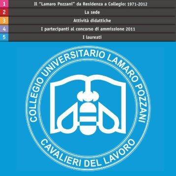 "Collegio Universitario ""Lamaro Pozzani"""