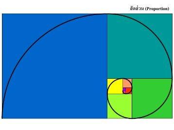 สัดส่วน (Proportion)