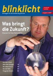 Was bringt die Zukunft? - atr.de