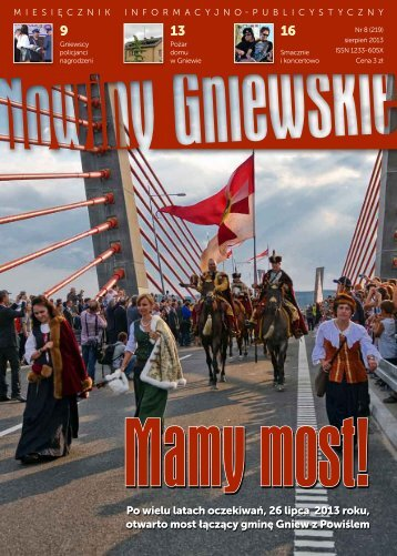 Mamy most!