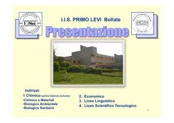 I.I.S PRIMO LEVI Bollate