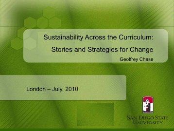 Geoffrey Chase - Eventlink.org