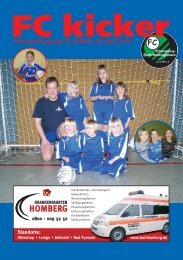 HOMBERG - FC-SSW