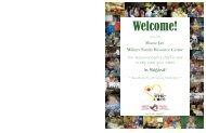 Personal Development & Community Integration