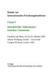 Reader Konferenz I hoch 4 (DIN A5) - FAMe