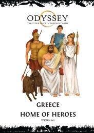GREECE HOME OF HEROES