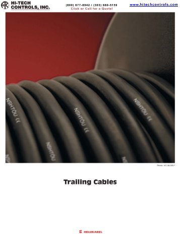 Trailing Cables