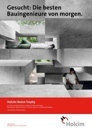 Flyer Holcim Beton Trophy (PDF-Datei)