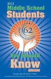 Download 2013 MSSYSK Program Booklet - Community ...