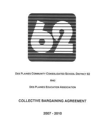 (ver 3) Final of 2007-2010 Collective Bargaining Agreement