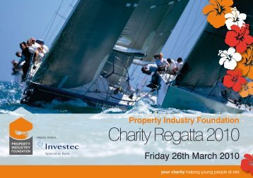 Charity Regatta 2010